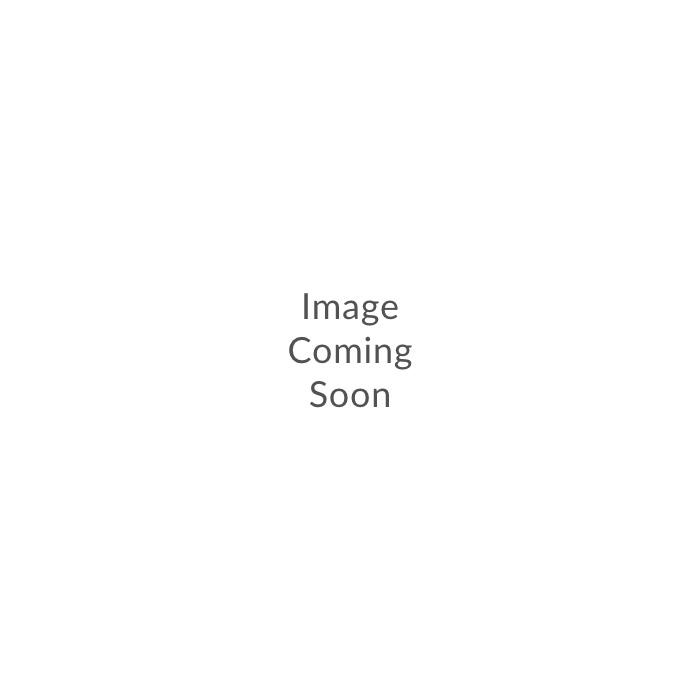Placemat 40x30cm reactangular HalfBlackWhite