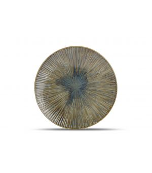 Plate 28cm forest Halo