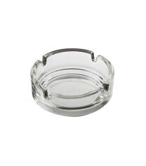 Aschenbecher 10,6cm Glas - Set/2