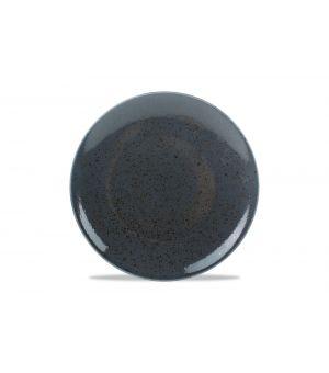 Teller flach 24cm grey Terrene