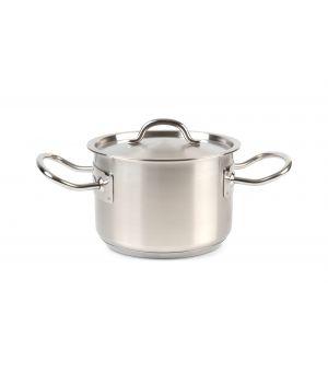 Kookpot 20m met deksel 18/10 Chef Classic