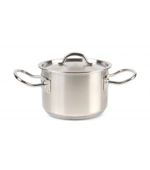 Kookpot 24m met deksel 18/10 Chef Classic