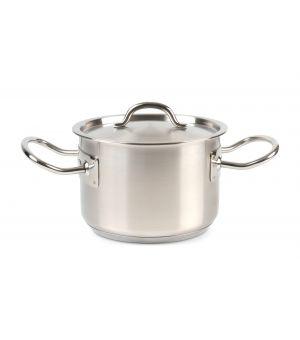 Kookpot 28m met deksel 18/10 Chef Classic