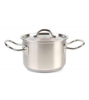 Kookpot 32cm 14,5l met deksel 18/10 Chef Classic