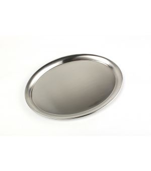 Tray 29x22cm stainless steel