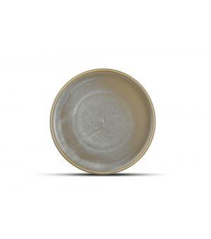Assiette plate 26cm green Usko