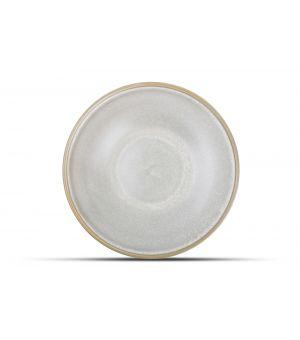Serving dish 30xH4,5cm green Usko