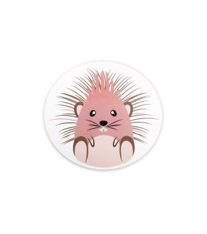 Placemat 38x35cm Kids Hedgehog