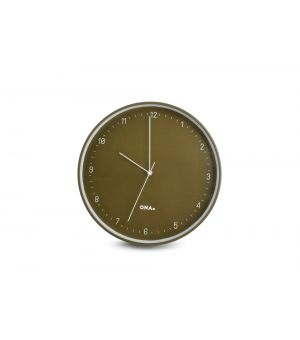 Wall clock 31cm olive Pace