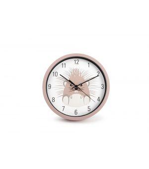 Wall clock 25cm Kids Hedgehog