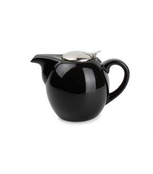 Teekanne 130cl schwarz Camellia