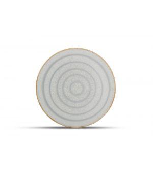 Plate 27cm blue Cado