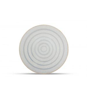 Plate 32cm blue Cado