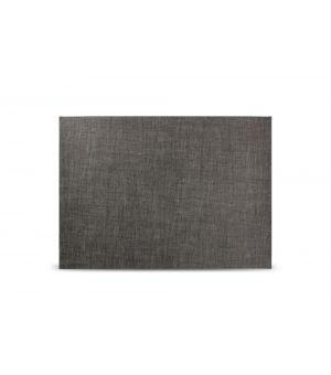 Set de table 43x30cm gris foncé Layer
