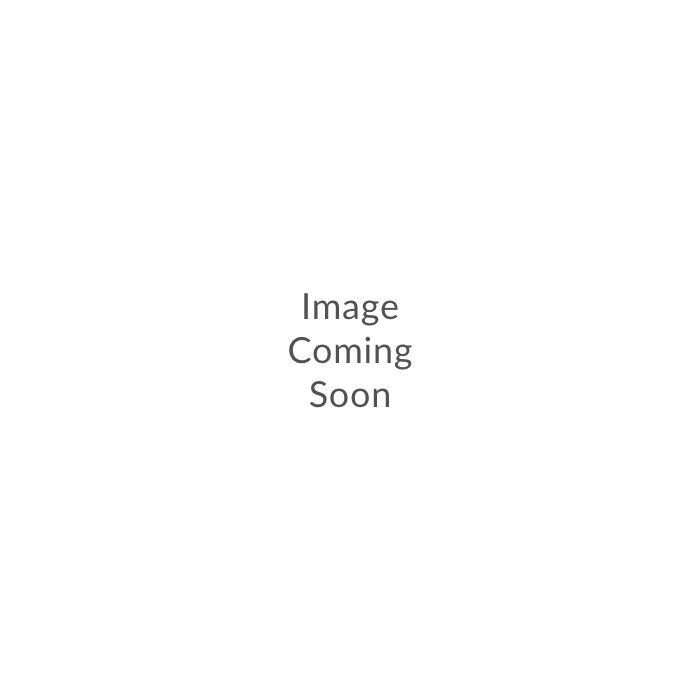 Mini leeuwenkop 6xH5cm wit